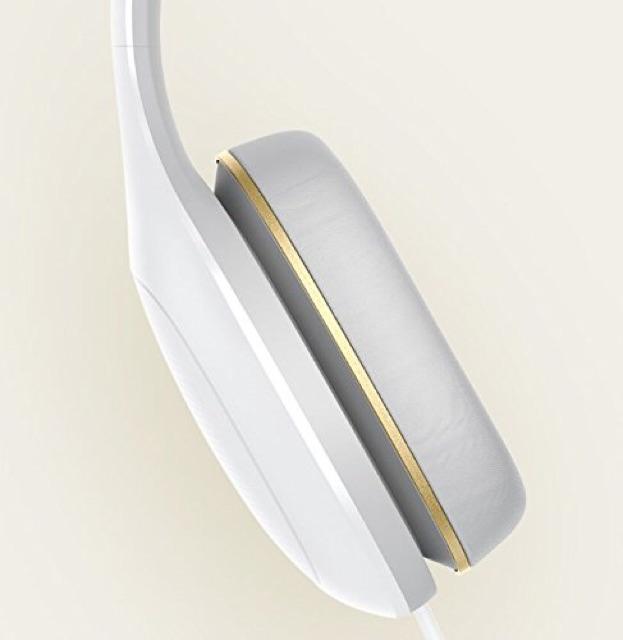 Xiaomi Comfort Headphone White Minimalistic design Intuitive ear cup design