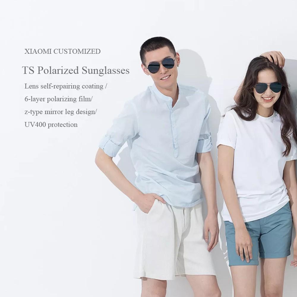 Xiaomi Polarized Sunglasses TS Sunglass Nylon Polarized Sunglasses UV400
