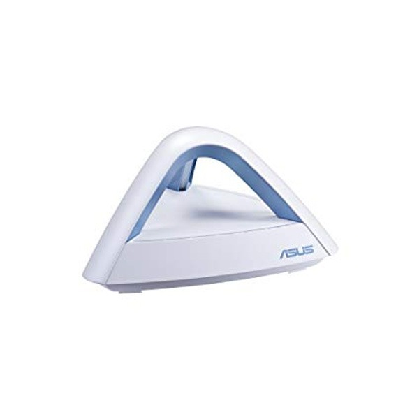 Asus Lyra Trio AC1750 Dual Band Mesh WiFi System,Covers Multi-Story Homes up to 5400 sq ft, with AiMesh support, AiProtection network security