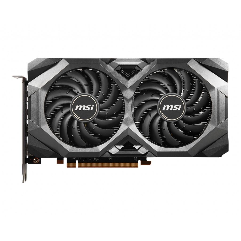 Msi Rx 5700 Xt Mech OC 8GB GDDR6 Graphics processing unit: Radeon Rx 5700 XT